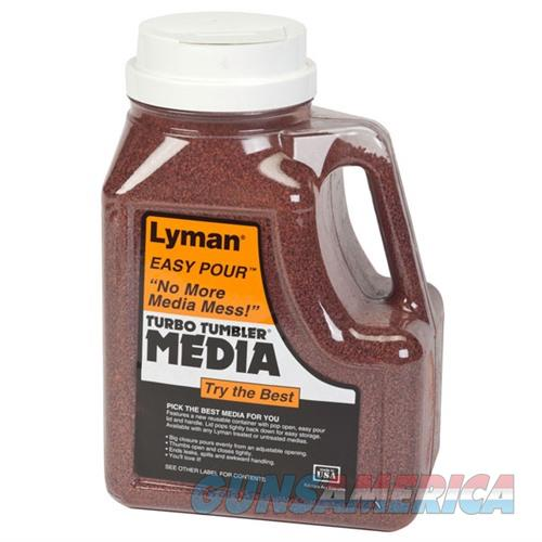 Lyman Tufnut Easy Pour Media 7lbs (treated)  Non-Guns > Reloading > Components > Other