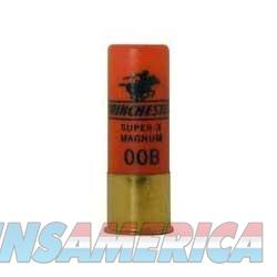 Winchester Ammo 12ga 2.75in sx-buck #00 (9plt Bufferd)  Non-Guns > Ammunition