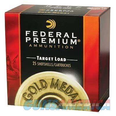 Federal Gold Medal Plastic 12ga 2.75'' 1oz #7.5 25/bx  Non-Guns > Ammunition
