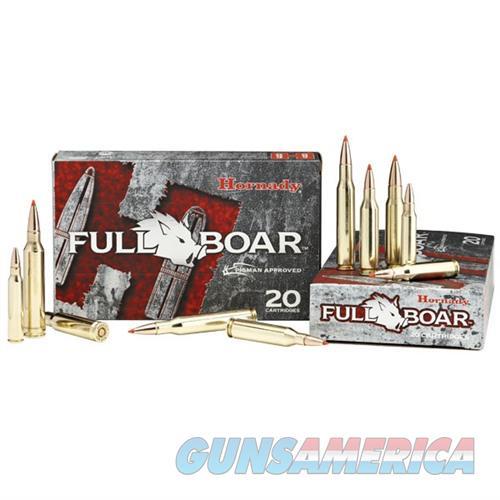 Hornady Full Boar 300 Win Mag 165gr GMX 20/bx  Non-Guns > Ammunition