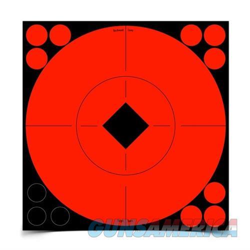 Target Spots 8'' Target 8 Sheet Pack  Non-Guns > Targets > Clay Throwers