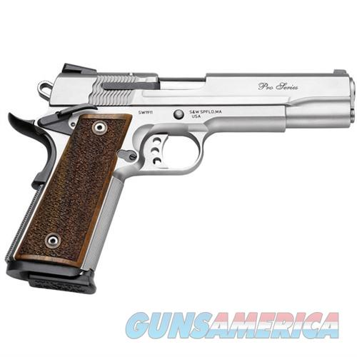 Smith & Wesson Pro Series SW1911 9mm 5''  Bbl Stainless  Guns > Pistols > Smith & Wesson Pistols - Autos > Steel Frame