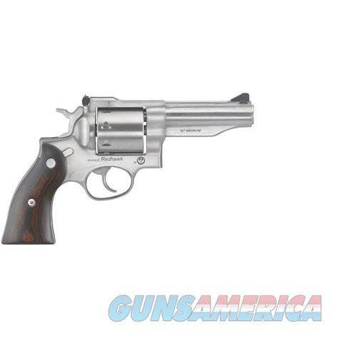 Ruger Redhawk 357 mag 4.2'' bbl 8rd  Guns > Pistols > Ruger Double Action Revolver > Redhawk Type