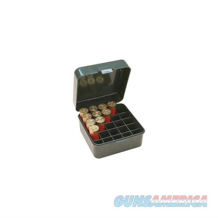 MTM  Shotshell Box 25 Round Flip-Top 12 20 Gauge up to 3in  Non-Guns > Military > Cases/Trunks