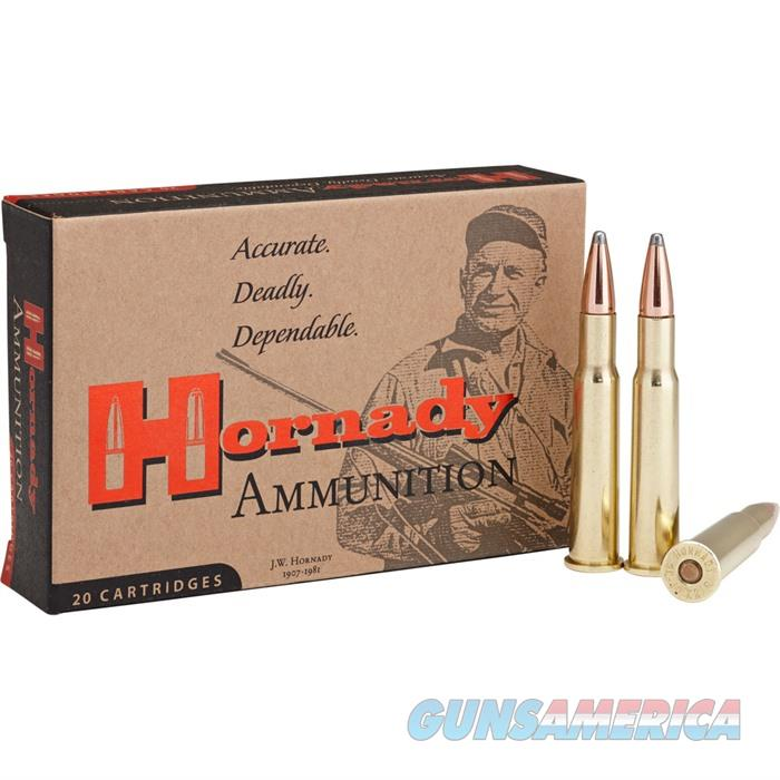 Hornady Custom Ammo 30-40 KRAG 180 GR INTERLOCK 20/bx  Non-Guns > Ammunition
