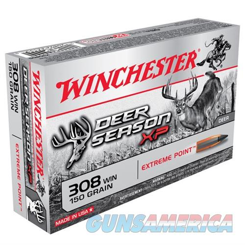Winchester Deer Season XP 308 Win 150gr Extreme Point 20/bx  Non-Guns > AirSoft > Ammo
