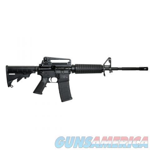 S&W  M&P15 W/Carry Hdl 5.56Mm,16  Bbl 3  Guns > Rifles > Smith & Wesson Rifles > M&P