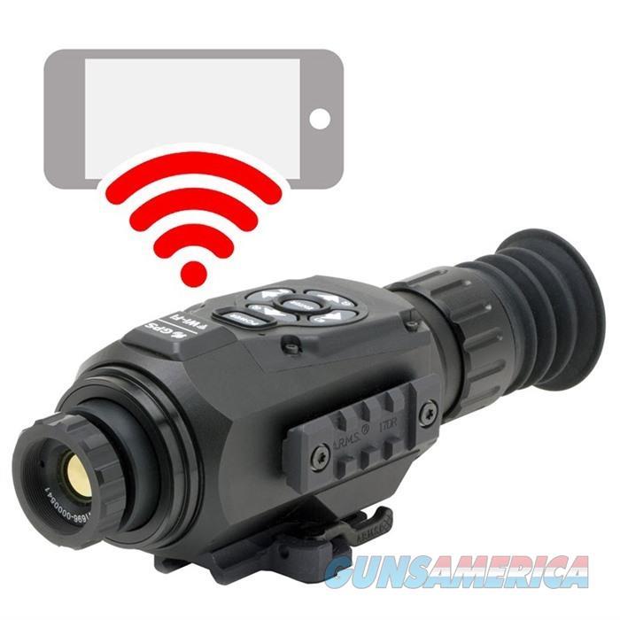 ATN ThorHD384 2-8x 384x288 25mm Thermal Rifle Scope HD/WiFi/GPS  Non-Guns > Scopes/Mounts/Rings & Optics > Tactical Scopes > Other Head-Up Optics
