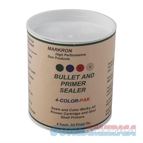 Markron Primer Sealer 4 Color Pack  Non-Guns > Reloading > Components > Other