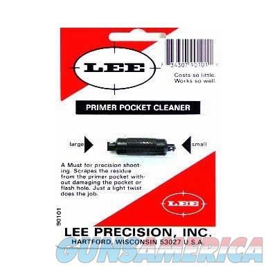 Lee Primer Pocket Cleaner  Non-Guns > Reloading > Components > Other
