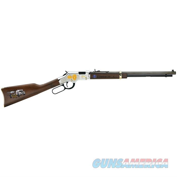 Henry Golden Boy EMS Tribute Ed. .22 S/L/LR  Guns > Rifles > Henry Rifles - Replica