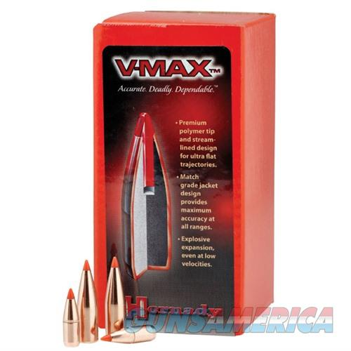 Hornady 270-6.8mm .277 110gr V-MAX w/ Cann. 100/bx  Non-Guns > Reloading > Components > Bullets