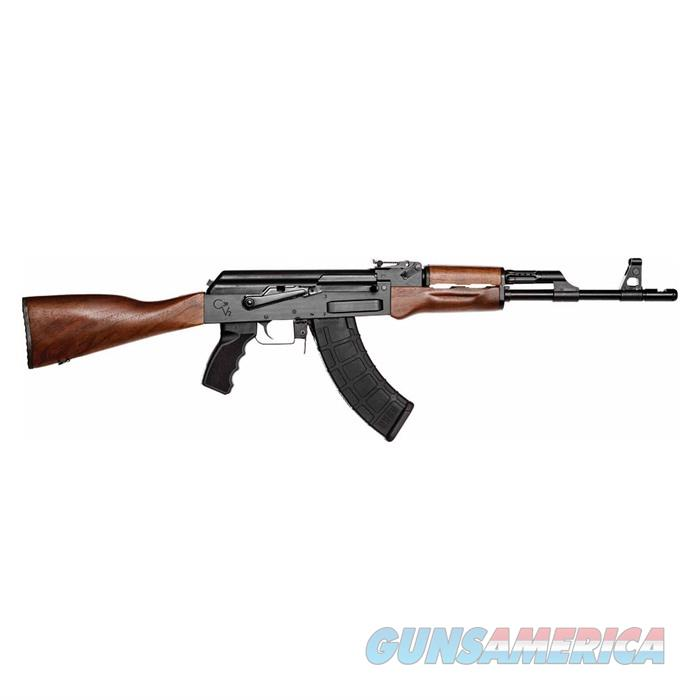 C39V2 Milled 7.62x39mm Semi-Auto Rifle W/ WalnutFurn & OpticsRail  Guns > Rifles > Century International Arms - Rifles > Rifles