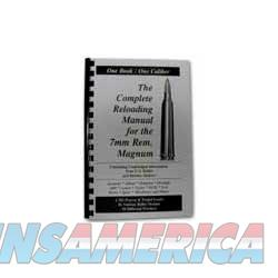 Loadbooks 7mm Remington Magnum Each  Non-Guns > Books & Magazines