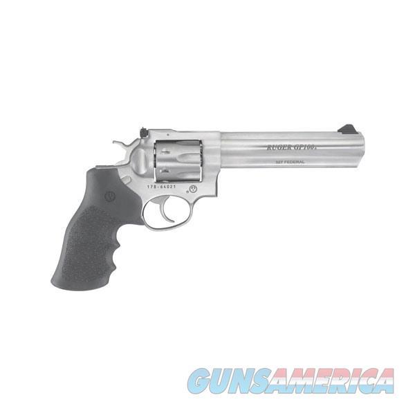 Ruger GP100~ Standard 327 Fed Mag 6'' bbl  Guns > Pistols > A Misc Pistols