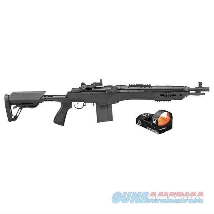 Springfield M1A SOCOM 7.62 16.25'' BBL 10RD Black w/Vortex  Guns > Rifles > Springfield Armory Rifles > M1A/M14
