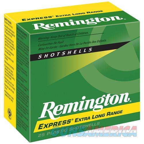 Remington Express Extra LR 12ga 2.75'' 1-1/4oz #4 25/bx  Non-Guns > Ammunition