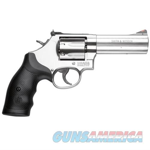 Smith & Wesson Model 686 Plus 357 Mag 4'' Stainless  Guns > Pistols > Smith & Wesson Revolvers > Full Frame Revolver