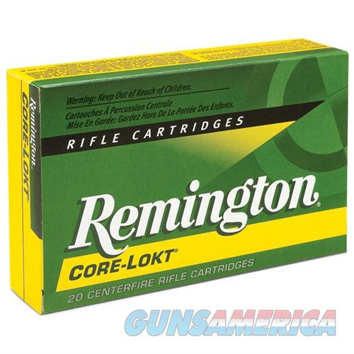 Remington Core-Lokt 30-30 Win 170gr SP 20/bx  Guns > Rifles > Mossberg Rifles > 4x4