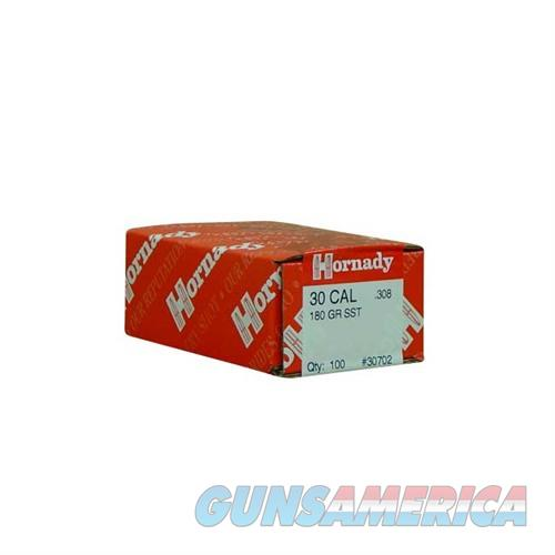 Hornady 30 CAL .308 180 GR SST  Non-Guns > Reloading > Components > Bullets