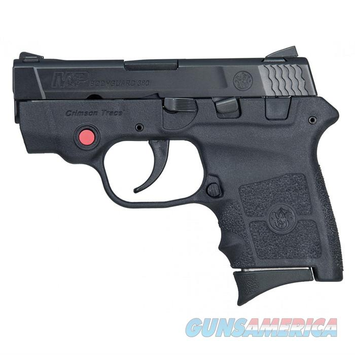 S&W M&P Bodyguard 380 CT Integ. Laser No Tmb Sfty 2 3/4'' Bbl 6rd  Guns > Pistols > Smith & Wesson Pistols - Autos > Polymer Frame