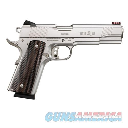Remington 1911 R1 Enhanced Stainless 45 ACP  Guns > Pistols > A Misc Pistols