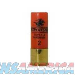 Win Ammo 12Ga 2.75 SUP-XX 3.75D 1.5oz #5 25Rds/Box 10Box/Case  Non-Guns > Ammunition