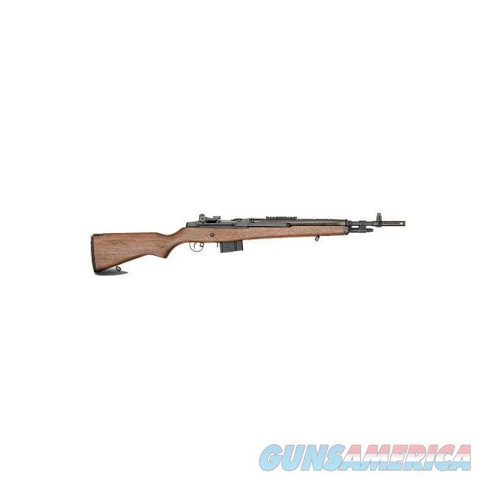 Springfield M1A 7.62 18'' BBL 10rd Walnut  Guns > Rifles > Springfield Armory Rifles > M1A/M14