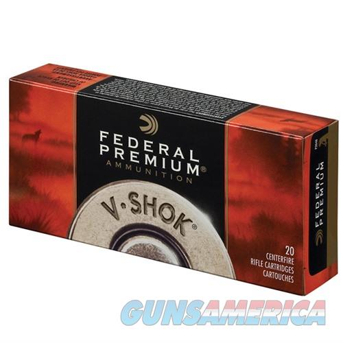 Federal V Shok 22-250 Rem 55gr Nosler Ballistic Tip 20/bx  Non-Guns > Ammunition