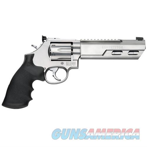 Smith & Wesson Performance Center Model 686 Competitor 357 Mag  Guns > Pistols > Smith & Wesson Revolvers > Full Frame Revolver