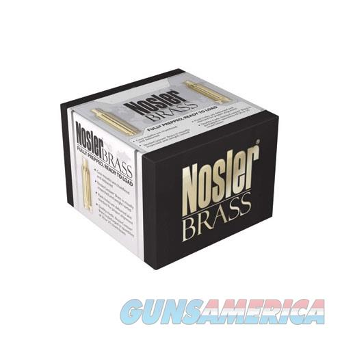 Nosler Brass 260 Rem 50/bx  Non-Guns > Reloading > Components > Brass