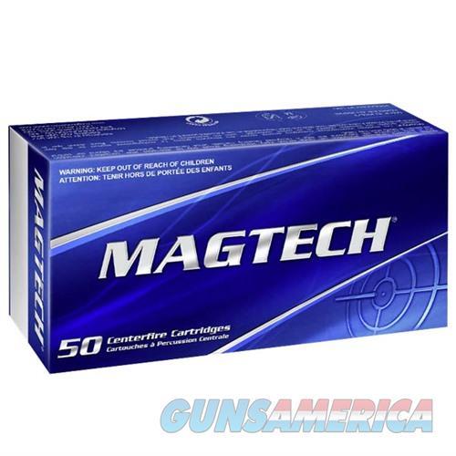 MagTech Ammo 38 Spl 125 Gr SJHP 50/bx  Non-Guns > Ammunition
