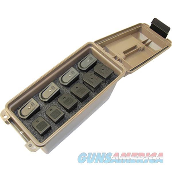 Tactical Mag Can -for 10 Double Stacked Handgun Mags Dk Ea  Non-Guns > Military > Cases/Trunks