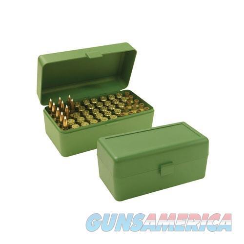MTM  Ammo Box 50 Round Flip-Top 300 WSM 45-70 7mm R SAUM  Non-Guns > Military > Cases/Trunks