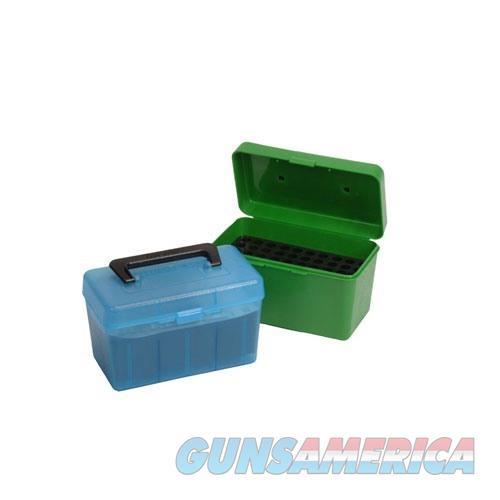 MTM  Deluxe Ammo Box 50 Round Handle 25-06 30-06 270 Winchester  Non-Guns > Military > Cases/Trunks