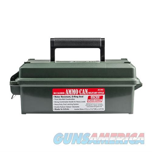 MTM Ammo Can 30 Caliber-Forest Green  Non-Guns > Military > Cases/Trunks