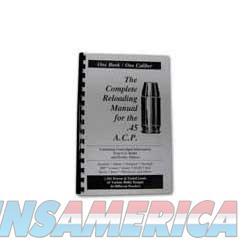 Loadbooks .45 A.C.P. Each  Non-Guns > Books & Magazines