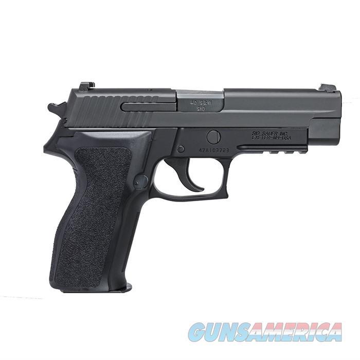 SIGP226 .40 S&W Black Nitron Finish Slite Night Sights E2 Grips  Guns > Pistols > Sig - Sauer/Sigarms Pistols > P226