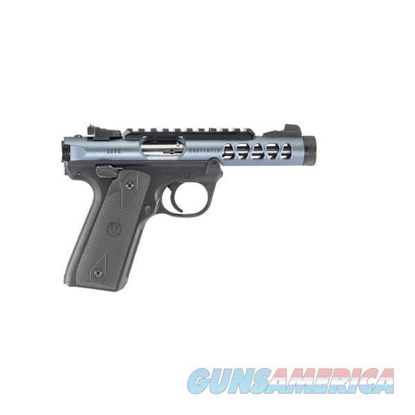 Ruger Mark IV? 22/45? Lite 22 LR 4.4'' bbl  Guns > Pistols > Ruger Semi-Auto Pistols > Mark I/II/III/IV Family
