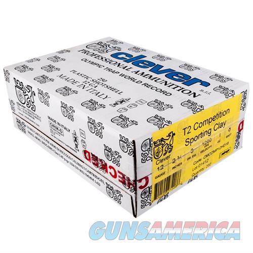 CLEVER MIRAGE COMPETITION T2 12 GAUGE 3DR 1OZ #8 250/CS (25 ROUND  Non-Guns > Ammunition