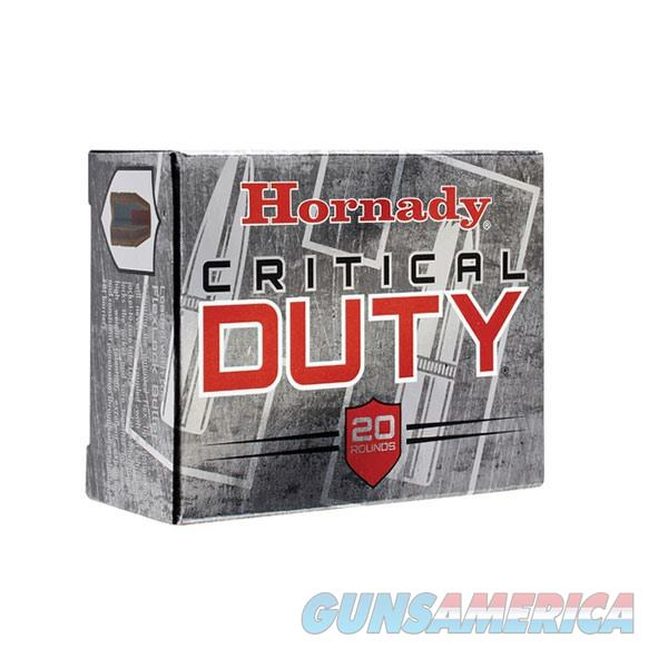 HORNADY 10MM AUTO 175GR FLEXLOCK 20/BOX  Non-Guns > Ammunition