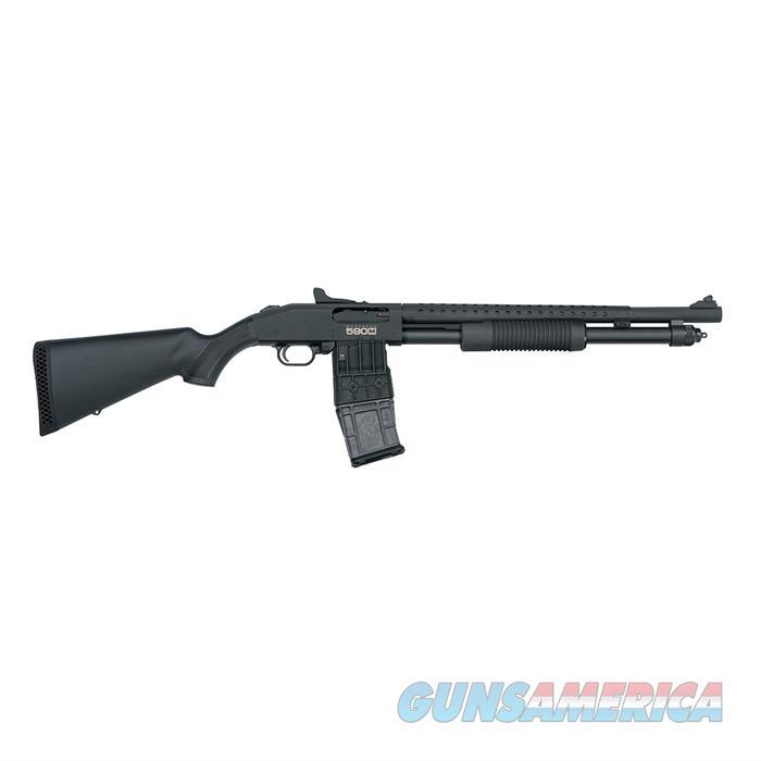 Mossberg 590M 12Ga 18.5In Bbl 11Rd Ghost Sight  Guns > Shotguns > Mossberg Shotguns > Pump > Tactical