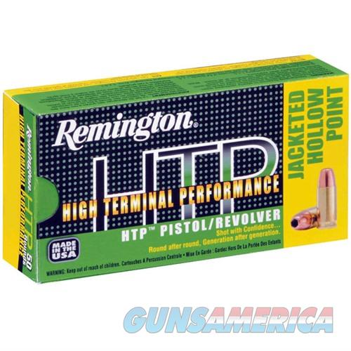 Remington HTP 40 S&W 155gr JHP 50/bx  Non-Guns > Ammunition