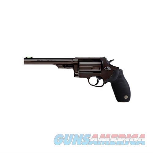 Taurus Judge 45 Colt/410  6-1/2'' Barrel 2-1/2'' Chamber  Guns > Pistols > Taurus Pistols > Revolvers