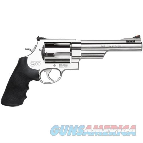 Smith & Wesson Model S&W500 500 S&W 6.5'' Stainless  Guns > Pistols > Smith & Wesson Revolvers > Full Frame Revolver