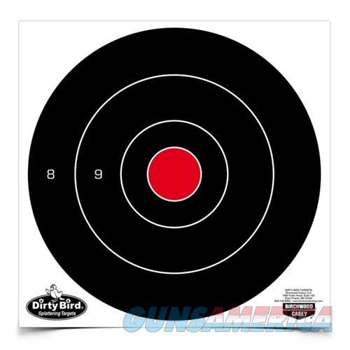 Dirty Bird 8'' Bull's-Eye Target 200 Sheet Pack  Non-Guns > Targets > Clay Throwers