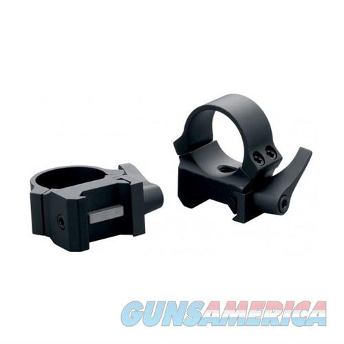 Leupold QRW 30mm High Rings-Matte Black  Non-Guns > Scopes/Mounts/Rings & Optics > Mounts > Other