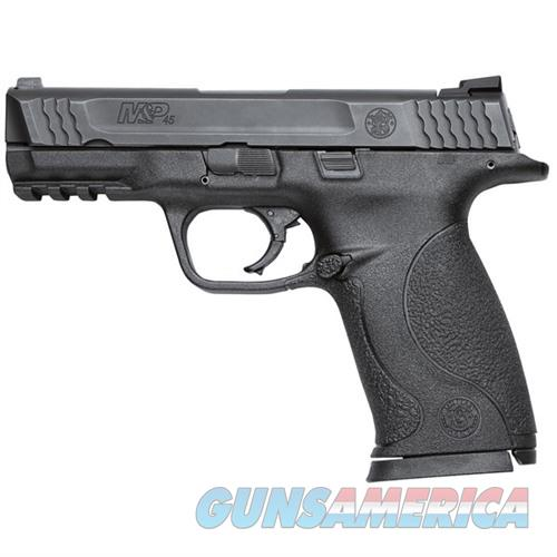Smith & Wesson M&P45 4''  Barrel No Thumb Safety  Guns > Pistols > Smith & Wesson Pistols - Autos > Polymer Frame