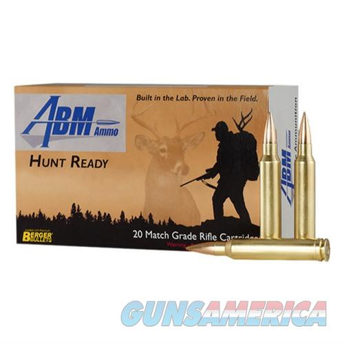ABM Hunt Ready 300 Win Mag 168gr Berger Match Classic Hunter  Non-Guns > AirSoft > Ammo