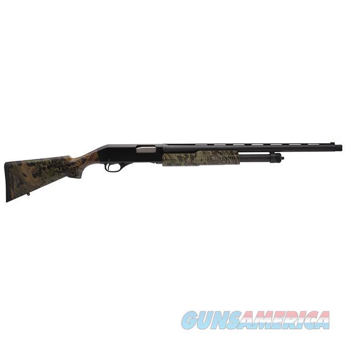 Savage 320 Spring Camo 12Ga 22'' Barrel  Guns > Shotguns > Stevens Shotguns